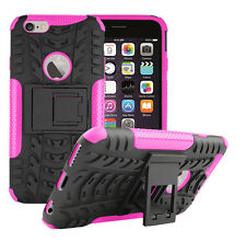 Heavy Duty Tyre Armour Shock Proof Builder Case Cover For iPhone 7 7 Plus 6 6s
