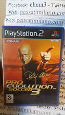 PES 3 PRO EVOLUTION SOCCER - pal Sony Playstation 2 ps2 game gioco ita COLLINA