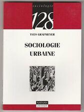 Sociologie urbaine Yves Grafmeyer
