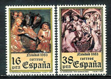 Spanish Stamps - 1983 Christmas In MNH Condition