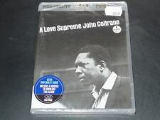 A Love Supreme [Blu-ray Audio] by John Coltrane