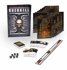 Warhammer 40k Deathwatch Game  Rules, dice, board etc(MODELS & BOX NOT INCLUDED)