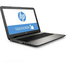 "HP 17t Touch-Screen Turbo Silver Laptop 17 17.3"" A6 2.4Ghz 4GB 1TB DVDRW WiFi"