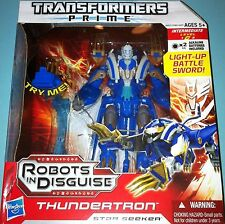Transformers Robots In Disguise RID PRIME Voyager Class Thundertron Star Seeker