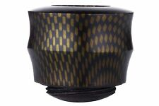 "FALCON ""PLYMOUTH"" PIPE BOWL / GOLD CARBON ** BRAND NEW ** pfeife pipa"