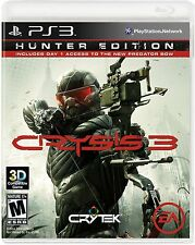 Crysis 3 -- Hunter Edition (Sony PlayStation 3, 2013)