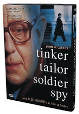 TINKER TAILOR SOLDIER SPY Rare OOP 3-Disc Set  New & Factory Sealed 054961526291