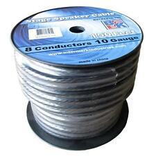 Blastking 10AWG Gauge 8 Conductor 150' Ft Stage Speaker Cable Wire- RS1x8x10-150