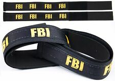 FBI PAIR OF VELCRO SKI TIES / SKI TRANSPORT STRAP keeps your ski together tidy