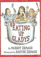 Eating Up Gladys-ExLibrary