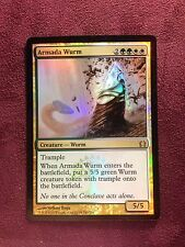 Armada Wurm FOIL  VO -  MTG Magic (NM)