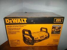 DeWalt DCB1800B 1800 Watt Portable Power Station and 20V 60V Battery Charger
