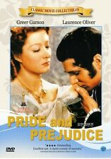 Pride and Prejudice (1940) DVD (Sealed) ~ Greer Garson *BRAND NEW*