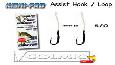 AMI ASSIST HOOK KISHI PRO  5/0 CON LOOP BUSTA 2 PZ