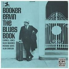 The Blues Book by Booker Ervin (CD, Mar-1993, OJC)