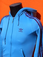 ADIDAS Jacket Veste Chaqueta Giacca Hood Capuche Trefoil Sport Running Athletic