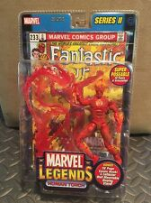 Marvel Legends action figure Human Torch Series 2