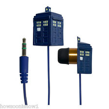 WHOLESALE LOT OF 102 Doctor Who TARDIS Earbuds Ear Buds Underground Toys C.O.