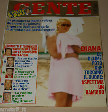 GENTE=1997/39=LADY DIANA=LUCA LAURENTI=ANNALISA MINETTI=MARINA OCCHIENA=