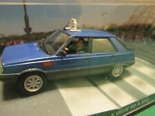 JAMES BOND CARS COLLECTION RENAULT 11 TAXI A VIEW TO A KILL