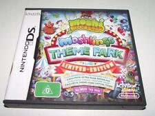Moshi Monsters Moshlings Theme Park LE Nintendo DS 2DS 3DS Game Preloved *Comple