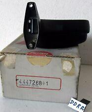 FIAT 4447268 SPECCHIO RETROVISORE (BACK MIRROR) DX MANUALE NERO FIAT 127 82