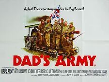 "Dads Army Original 16"" x 12"" Reproduction Movie Poster Photograph 2"
