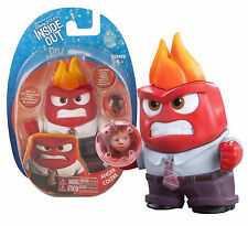 """Disney Pixar Inside Out Anger with Memory Sphere 4"""" Figure New in Package"""