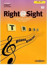 Right @ Sight Piano Grade Four, by T.A. Johnson, NEW