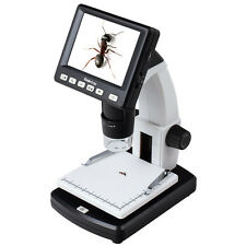 USB 5MP 20-300X 8 LED Digital Microscope Magnifier Video Camera for ios Windows