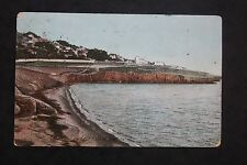 Carte Postale Ancienne CPA CETTE (SETE) - Plage de la Corniche