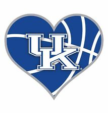 KENTUCKY BASKETBALL HEART MAGNET- UNIVERSITY OF KENTUCKY BASKETBALL MAGNET