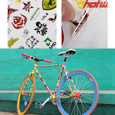 Fashion Cycling Bicycle Scrapbook Sticker BMX MTB Road Bike Decal Stickers