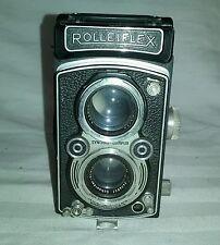 Rolleiflex Franke & Heidecke Braunschweig Vintage Camera