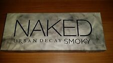 100% Authentic Urban Decay Naked Smoky Eyeshadow Palette With Brush SEALED!!!!
