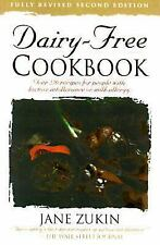 Dairy-Free Cookbook : Over 250 Recipes for People with Lactose Intolerance