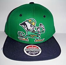 Notre Dame  Fighting Irish Snapback NWT Hat Authentic Cap