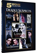 Deadly Suspects - 5 Movie Collection: Lonely Hearts, One False Move, Per...