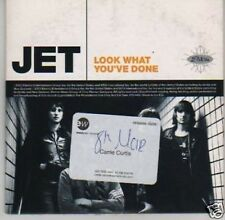 (L347) Jet, Look What You've Done - DJ CD