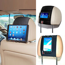 Universal Car Headrest Mount Holder for Smartphone iPad Mini Tablet PC iPhone