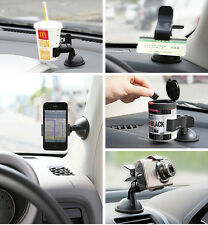 Rotating 360°Universal Car Windshield Suction Cup cell Phone mount Stand Holder