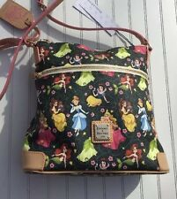 Dooney & Bourke Disney Princess Half 1/2  Marathon Handbag Crossbody Purse