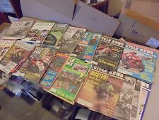 COMPLETE YEAR OF 1994 CYCLE NEWS MOTORCYCLE NEWSPAPERS,50 ISSUES,MCGRATH,INDY,