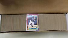 1990 Topps Baseball Complete Set