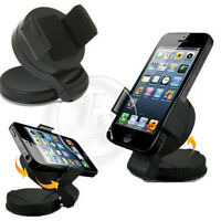 WINDSCREEN IN CAR SUCTION MOUNT HOLDER CRADLE GPS FOR HTC ONE X