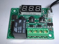 50-110°C Digital Temperature Controler  Switch supply DC12V DC UK Stock