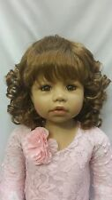"NWT Monique Angelica Auburn Doll Wig 17-18"" fits Masterpiece Doll(WIG ONLY)"