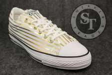 CONVERSE CTS CHUCK TAYLOR OX 148371C FRAGMENT WHITE RICH GOLD DS SIZE: 10.5