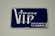 Vintage 1960s Amana Appliances Service Cloth Patch New NOS Radar Range