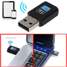 300Mbps Wireless Dual Band 2.4G 802.11b/g/n USB Wifi Dongle Network Adapter